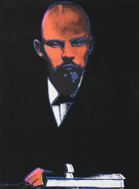 Andy Warhol, 'Lenin', 1987, Print, Original silkscreen, Galeries Bartoux Singapore