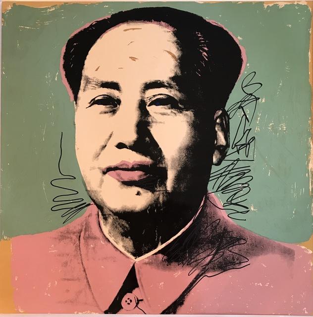 , 'Mao  F&S II.95,' 1972, Fine Art Mia