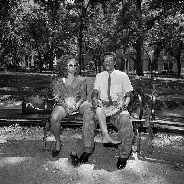 , 'New York,' 1980, Bruce Silverstein Gallery