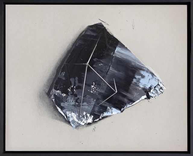 , 'Petite Magnétite II,' 2014, Tanja Wagner Galerie