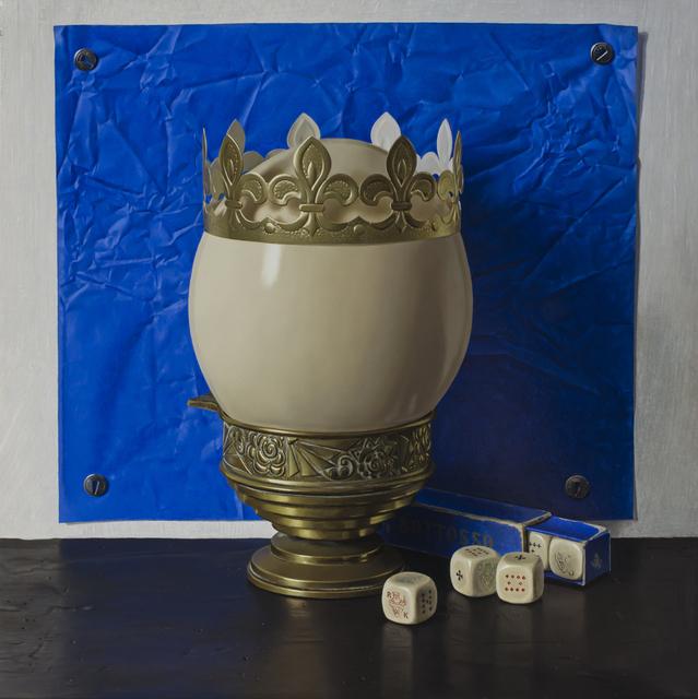 , 'Poker d'As,' 2018, Louis K. Meisel Gallery