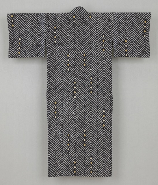 , 'Kimono,' early 20th century, Seattle Art Museum