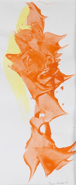Bryan Kneale, 'Orange and Yellow', 2018, Pangolin London