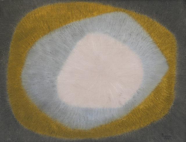 , 'Le rythmé argenté,' 1966, Jeanne Bucher Jaeger