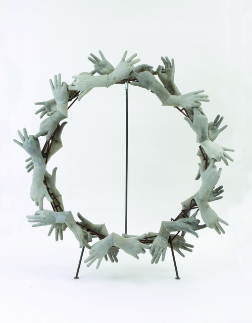 , 'Concrete Wreath,' 2013, Art Encounters Foundation