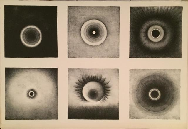 , 'City of Eyes No.1,' 1966, Anita Shapolsky Gallery