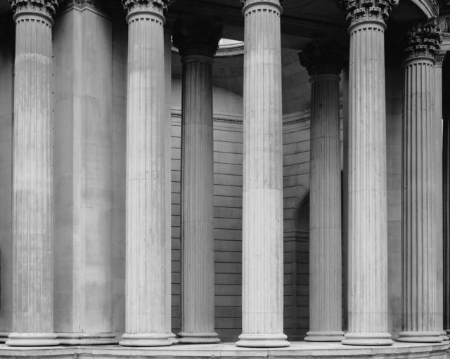 , 'Pillars [1], North West Corner ,' 2014-2016, Ncontemporary
