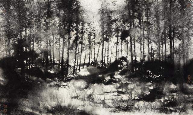 XiaoHai Zhao 赵小海, 'Dance of the Pouring Sunbeams', 2017, White Space Art Asia