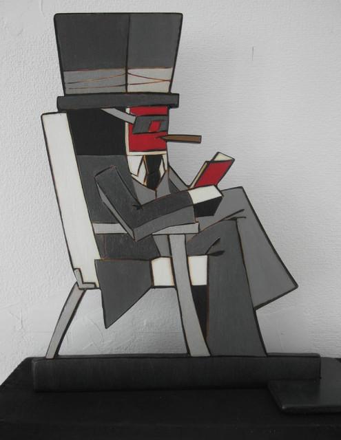 """, '""""Cigar"""",' 2015, Krokin Gallery"""