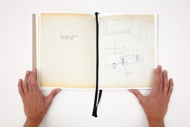 , 'Singer notes, 1968,' 2017, mfc - michèle didier