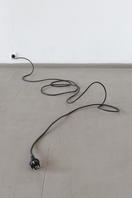 , 'Zero echo,' 2015, Galerija VARTAI