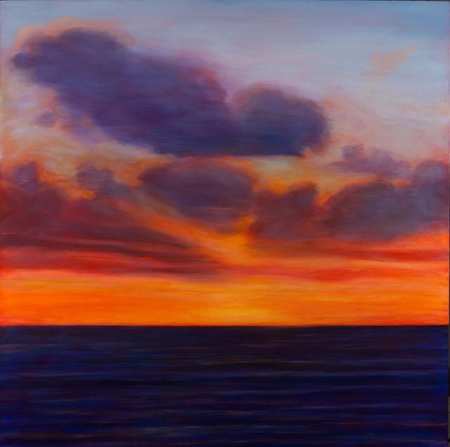, 'Based off: Atlantic Sunrise (Atlantic Sunrise, Morning),' , Pucker Gallery