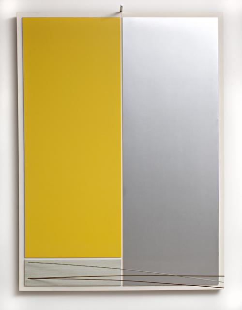 , 'Oro y plata,' 1969, Galeria Raquel Arnaud