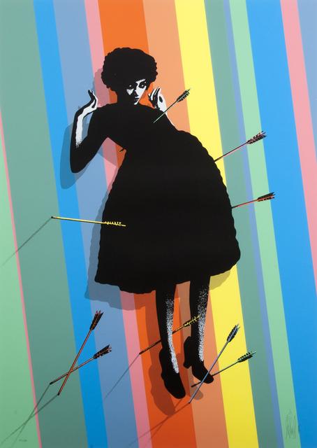 Eelus, 'Baby Shot Me Down', 2016, Julien's Auctions