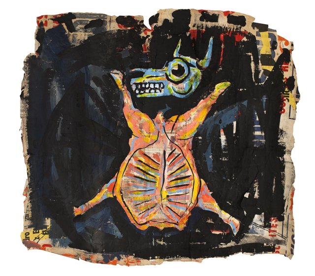 , 'Untitled (Cow),' 1984, Cosmocosa