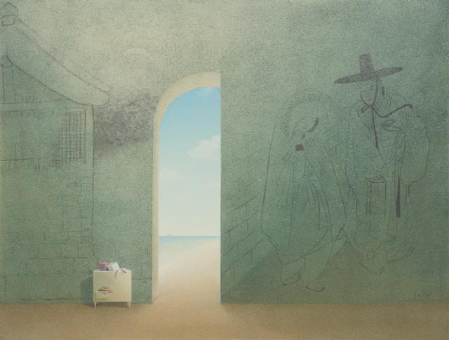 , 'Encounter,' 2016, Galerie GAIA
