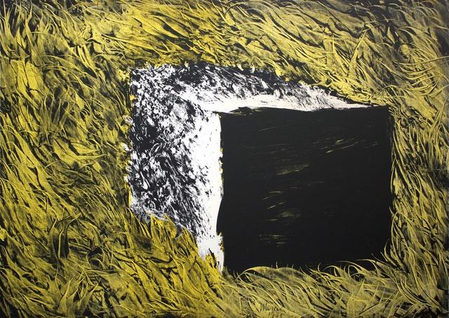 """, 'Un pezzo di """"sugar-baby"""" su campo pelliccia,' 1971, Studio Mariani Gallery"""