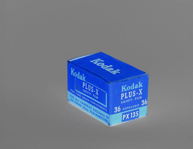 , 'Negative Kodak Plus-X 35mm,' 2015, Bortolami