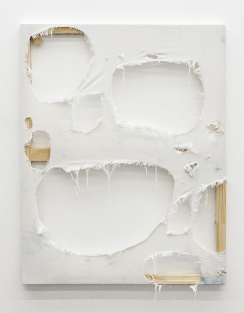 , 'Interior de jean lavado,' 2015, Ruth Benzacar Galería de Arte