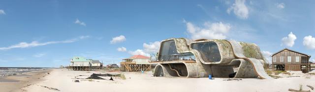 , 'Dauphin 1,' 2012, YUSTO/GINER