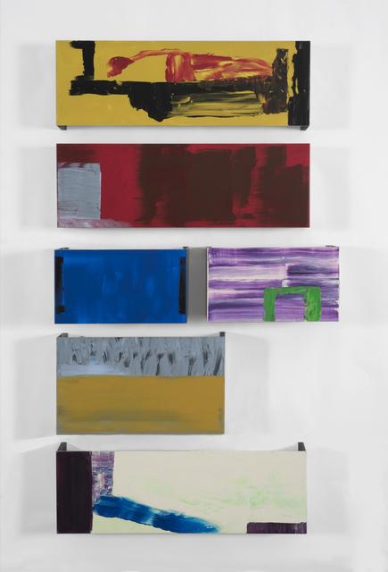 , 'Overseas 02,' 2015, Luis Adelantado