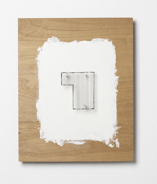 , 'Delineated Boundary of a Corner,' 1995, Tomio Koyama Gallery