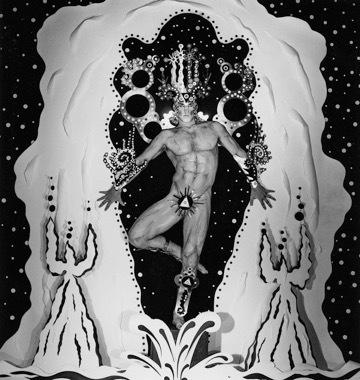 , 'Transmitigating Inspiration,' 1986, Espacio Mínimo