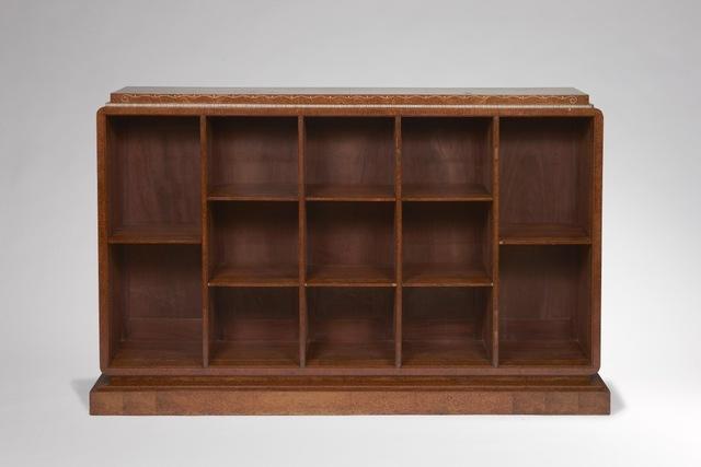 ", 'Bookshelf variant of the ""Davene""model,' ca. 1920, Galerie Marcilhac"