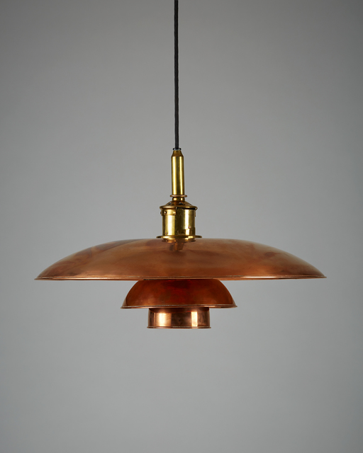 , 'Ceiling lamp PH 5/3,' 1926-1928, Modernity