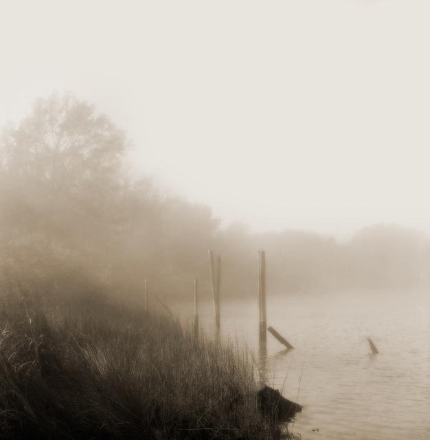 , 'Jourdan River,'  2000-2005, Paraphé