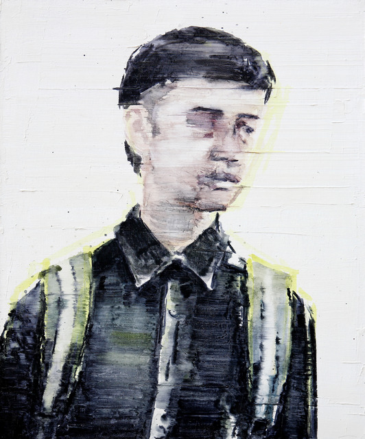 , 'Teenage Boy,' 2012, 10 Chancery Lane Gallery