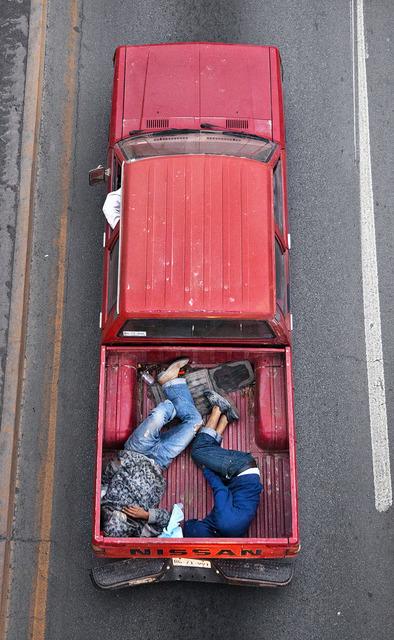 , 'Carpoolers #15,' 2012, Patricia Conde Galería
