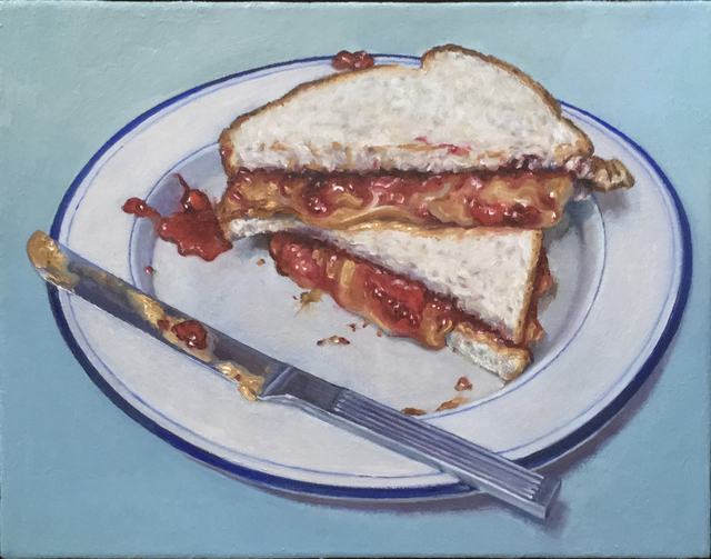 , 'PB&J in Blue,' , Sparrow Gallery