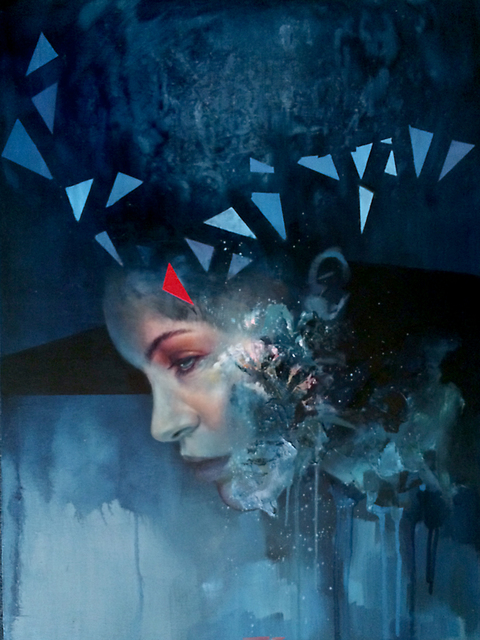 , 'Horizon Decay,' 2015, Abend Gallery