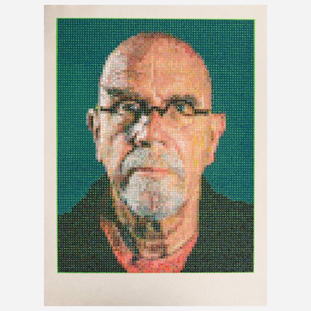 Chuck Close, 'Self-Portrait', 2016, Artsy x Wright