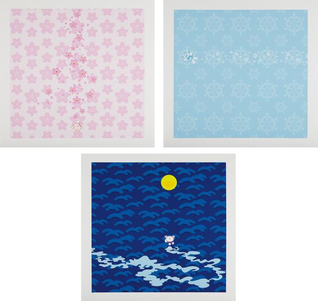 Takashi Murakami, 'Snow Moon Flower', 2002, Phillips