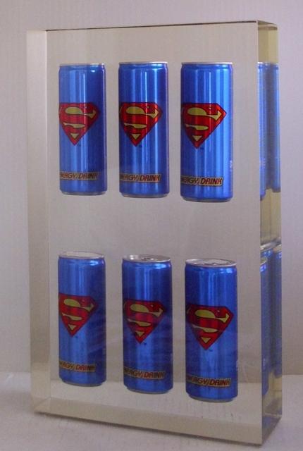 , 'Inclusion Superman Cans,' 2017, European Design & Art