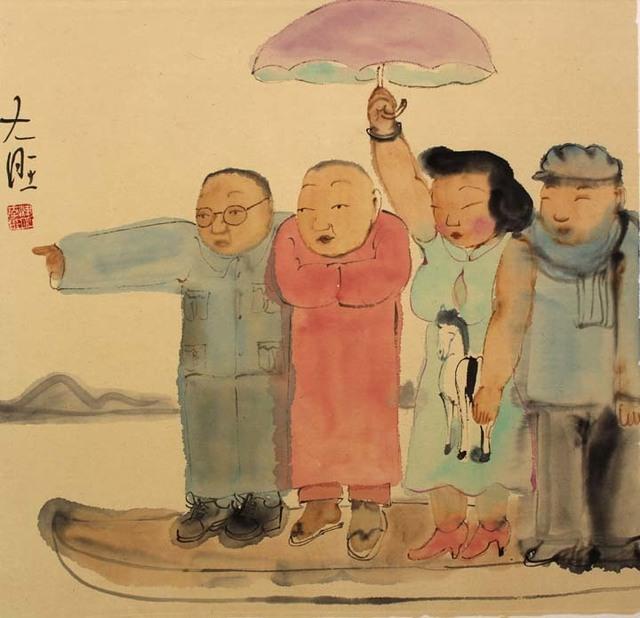 , 'Crossing 18-1 ,' 2018, Tao Water Art Gallery