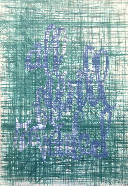 , 'Tomorrow,' 2017, Page Bond Gallery