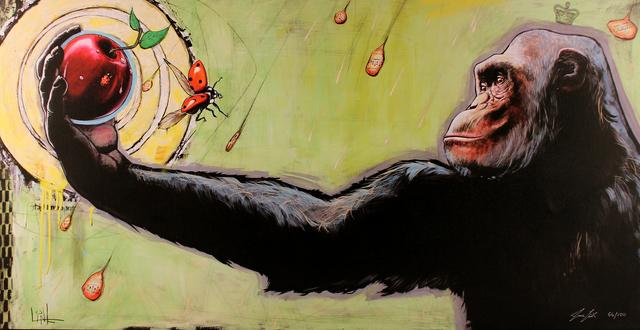 , 'Chimpanzee,' , Ruckus Gallery