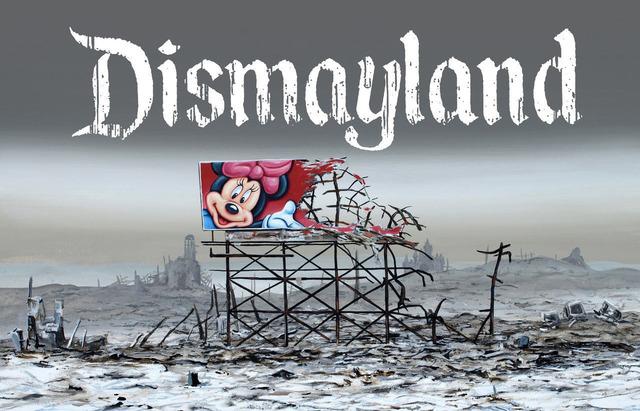 Banksy, 'BANKSY DISMALAND X JEFF GILLETTE MINNIE HIROSHIMA 2 LTD EDT', 2015, Arts Limited