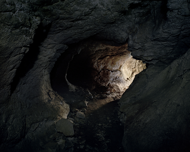 , 'Limestone cave in the karst plateau of Murge in the Apulia Region, Italy.,' 2015, MATÈRIA