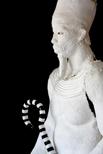 Karon Davis, 'He Who Floods the Nile', 2019, Wilding Cran Gallery