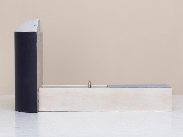 Zach Martin, 'Bench', 2019, Fisher Parrish Gallery