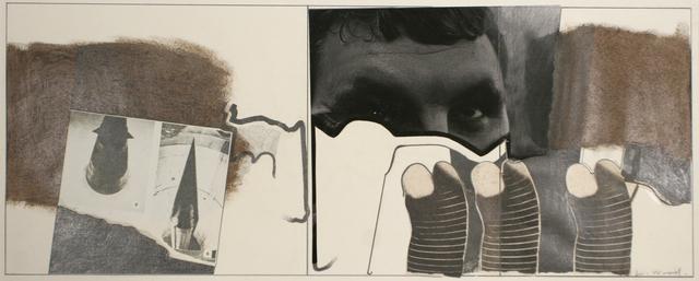, 'Tyrone Guy and Rocket,' 1968, Bruce Silverstein Gallery