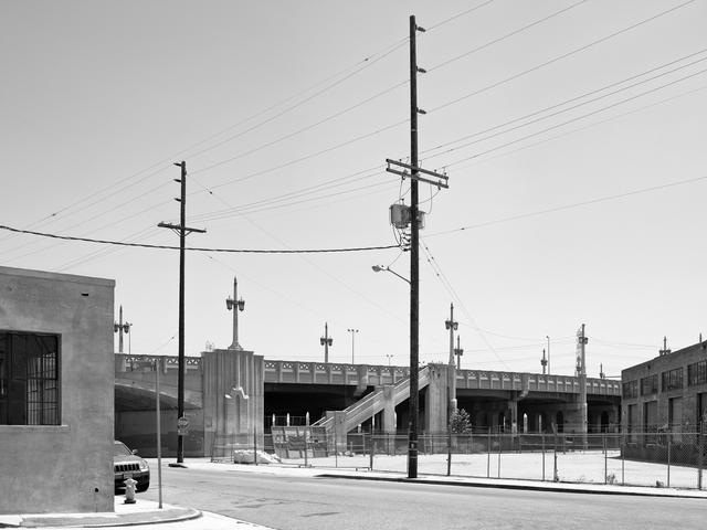 , 'Los Angeles River,' 2016-2017, Expowall Gallery