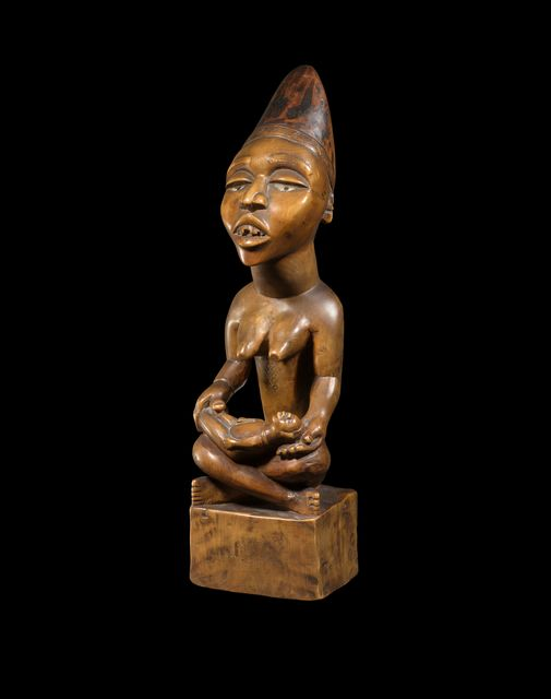 , 'Yombe Maternity Figure (Phemba)