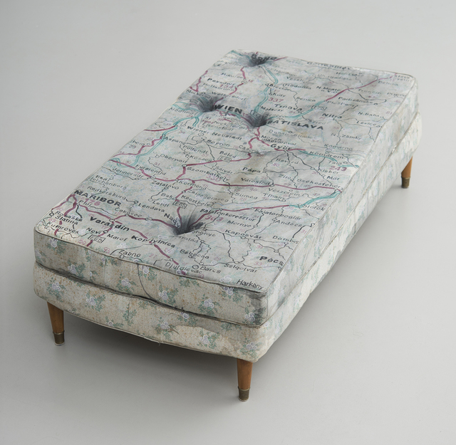 , 'No title (Bed),' 1992, MAMAN Fine Art Gallery