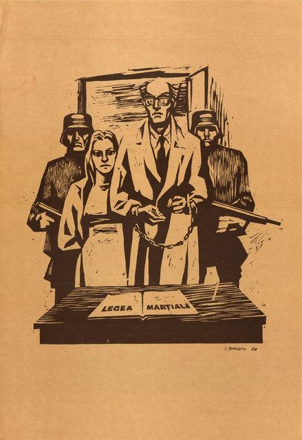 , 'Martial Law,' 1974, Nasui Collection & Gallery