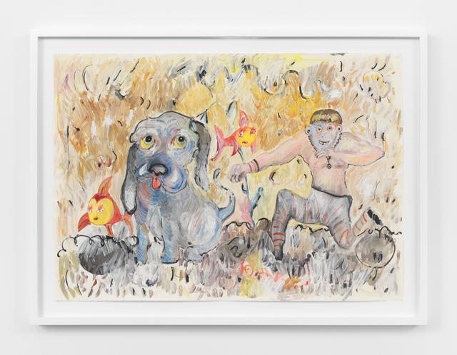 Ellen Gronemeyer, 'dead heat', 2017, Anton Kern Gallery